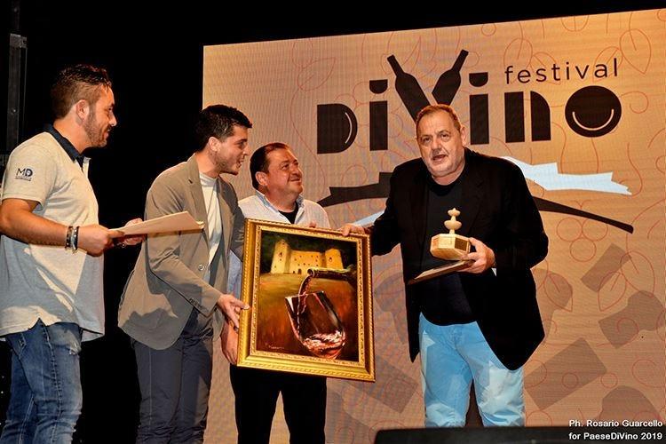 Vissani e Fumagalli A loro il premio Fiasconaro