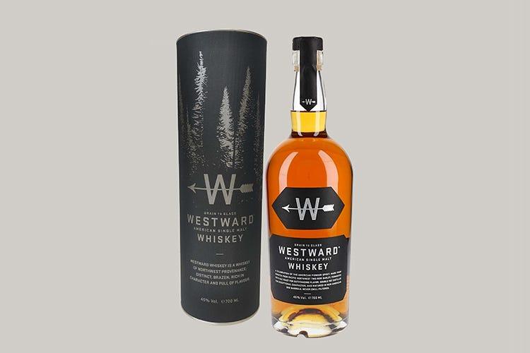 Westward, dall'orzo dell'Oregon Il whiskey che nasce da una birra