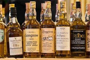 I migliori single malt scotch 