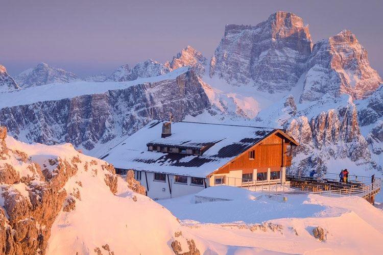 Wine Cup Alta Badia Buon vino ed escursioni sulla neve