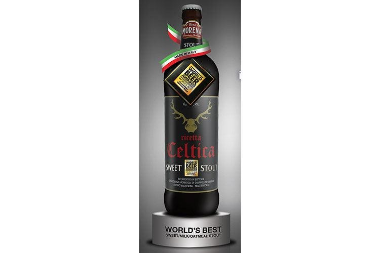 World Beer Awards, Birra Morena 