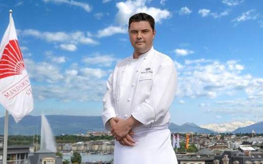 Alla scoperta dei segreti dello chef del Mandarin Oriental di Ginevra