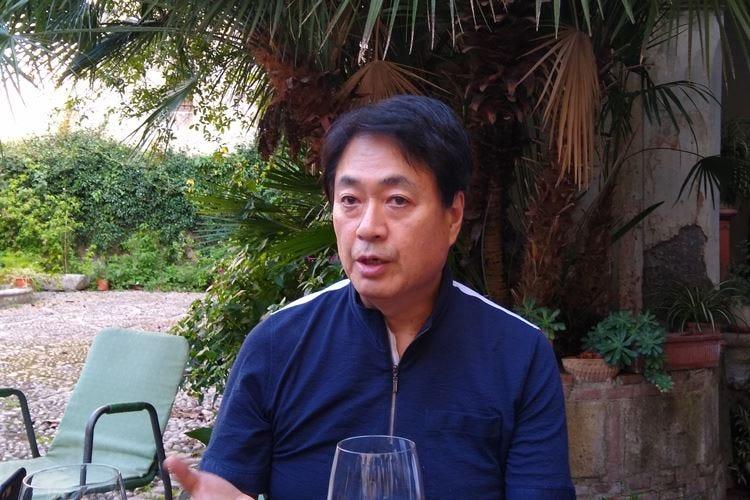Yoshimi Hikada fa scoprire la cucina italiana ai giapponesi