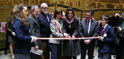 """La """"squadra"""" dei migliori cuochi italianiA Firenze si apre la mostra di Missaglia"""