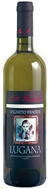 """Lugana Doc """"Vigneto Pansere"""" 2006 di Fraccaroli"""