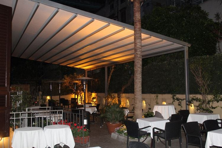 Acanto, un angolo di charme nel salotto di Palermo