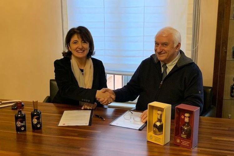 A Modena fanno rete i Consorzi dell'Aceto Balsamico