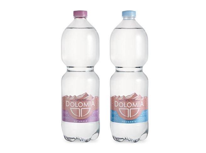 Acqua Dolomia, 100 milioni di bottiglie e nel 2019 arriva la linea dedicata alla Gdo