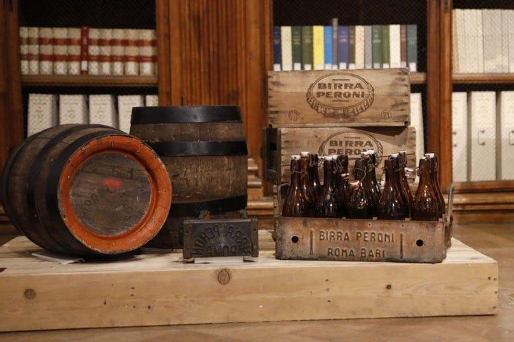 Acquedotto Acqua Marcia.Acqua Marcia E Birra Peroni Una Mostra Per Raccontare Il