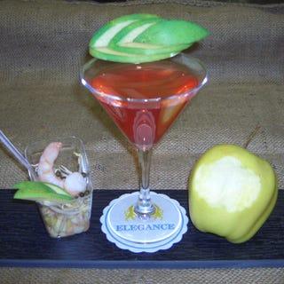 Cocktail adamo italia a tavola - Decorazioni mela ...