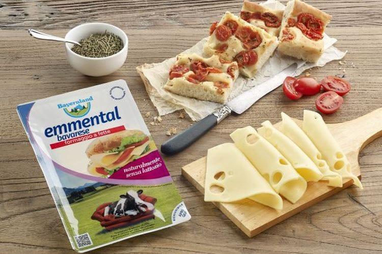 Affettati e senza lattosio I nuovi formaggi Bayernland