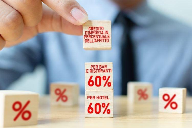 Affitto: ora scatta il bonus del 60% Ecco come ottenerlo con un F24