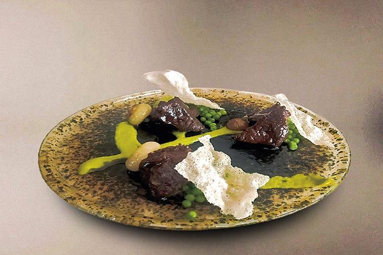L'agnello di Riccardo Cilia Chef Cilia e Ramaddini insieme per l'abbinamento di Pasqua