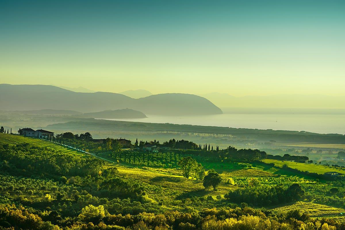 In aree rurali sinergie per agricoltura e turismo L'Europa unita nel Patto rurale: insieme per a per agricoltura e turismo