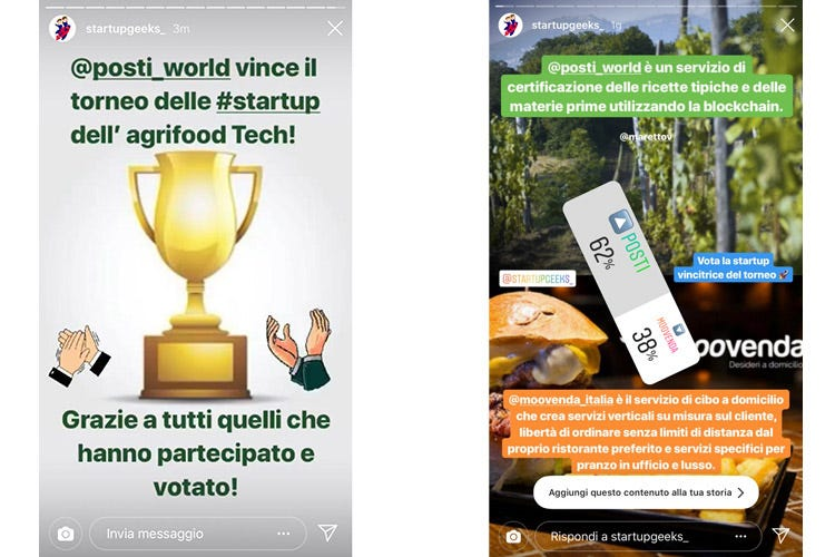 Start up molto social alla digital competition dedicata all'Agrifoodtech (Agrifood, pOsti vince la digital competition delle startup)