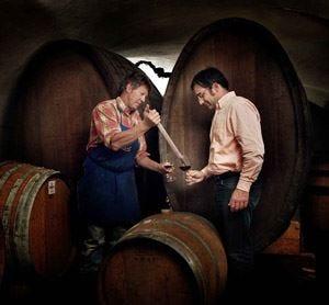 All'Agritur Simoni in Val di Cembracibo tipico e vino di produzione propria