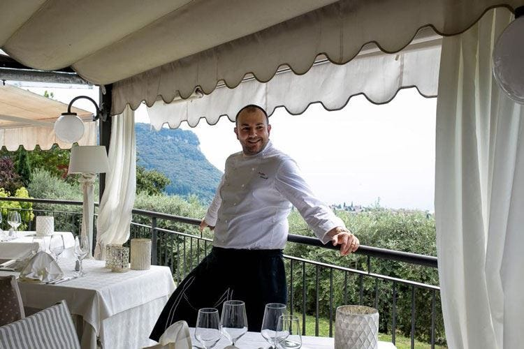 Ai Beati cambia gestione Al timone il cuoco Matteo Zanardi