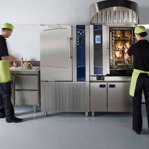 con touchline e air o chill di electrolux