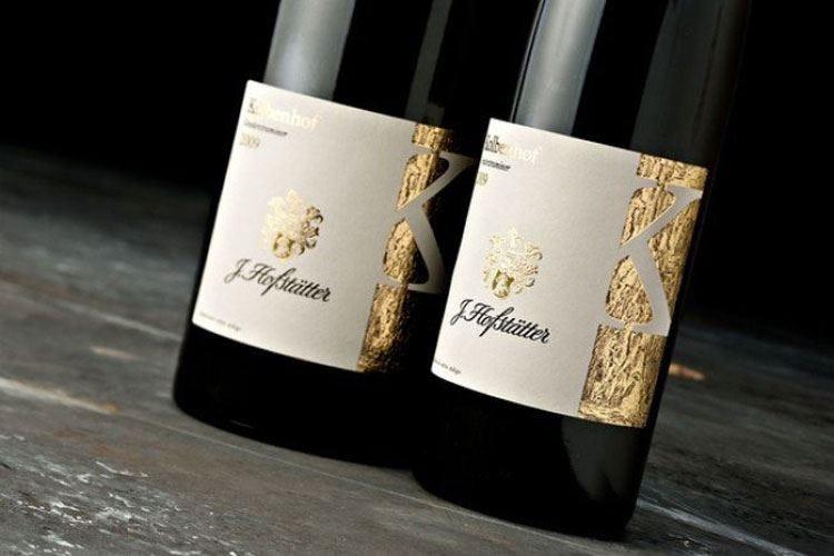 Al Carroponte una degustazionecon i vini trentini di Hofstätter