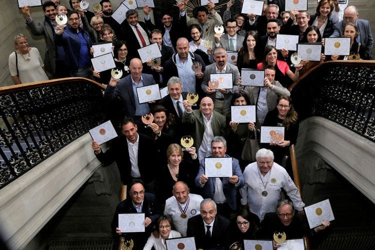 """Al concorso Oli dal mondo Avpa il Gourmet Bronze va a """"Dritta"""""""