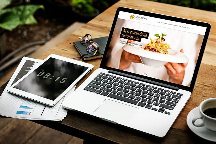 Al passo con i tempi Nuovo sito e app per Orobica Food