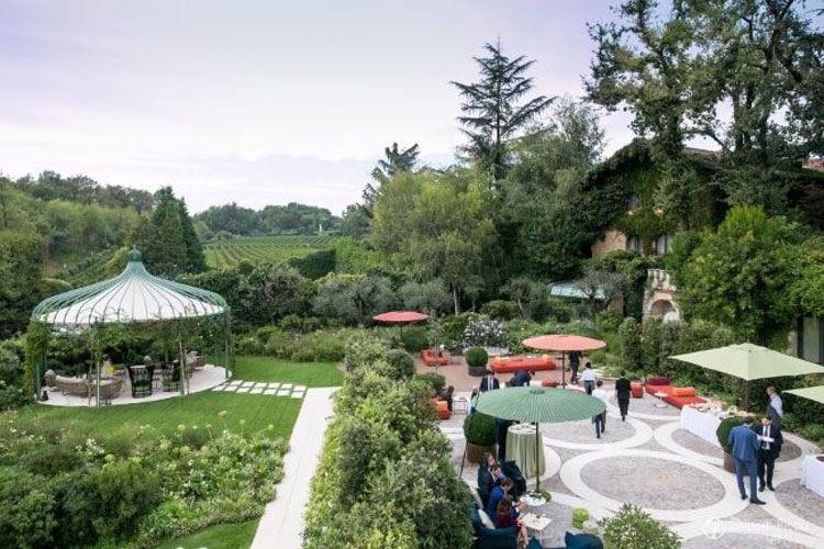Green Garden Souk a L'Albereta Tutto il bello del made in Italy