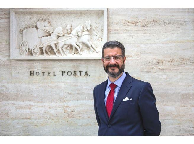 Albergo Posta Marcucci  Datteroni è il nuovo direttore