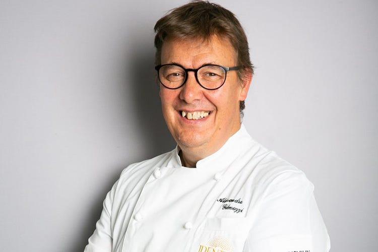 Alessandro Gilmozzi - Venezie a tavola 2021 El Molin ristorante dell'anno