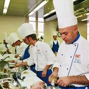Formazione internazionale per la Cucina Per Alma è un obiettivo primario
