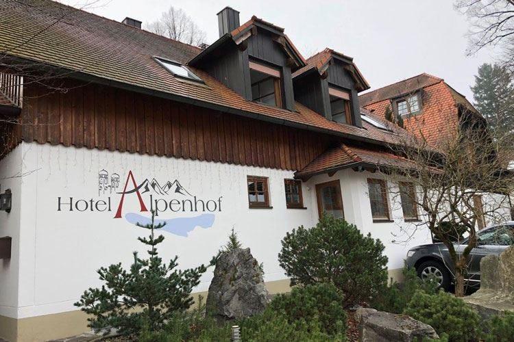Alpenhof Hotel, alloggio in campagna a due passi da Monaco di Baviera
