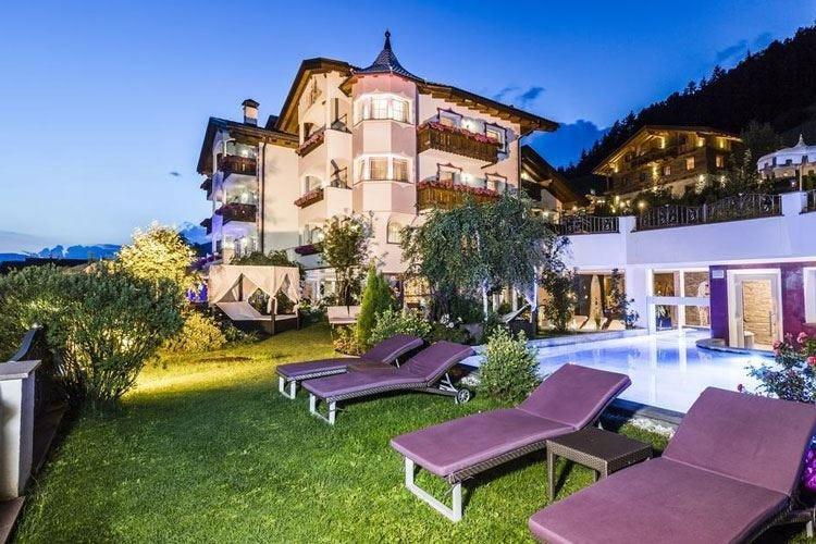 Alpin Garden Resort di Ortisei Come essere a casa propria