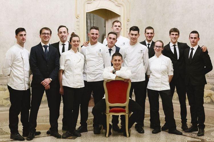 Alta cucina a Palazzo Saluzzo Paesana Chef stellati a Torino tra arte e ricette