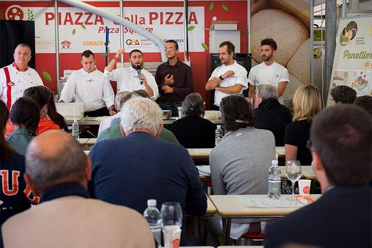 Alta formazione con Le 5 Stagioni A Cheese pizzaioli a confronto