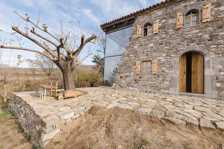 Altin Prenga e la cucina nel bosco L'agrichef che seduce l'Albania