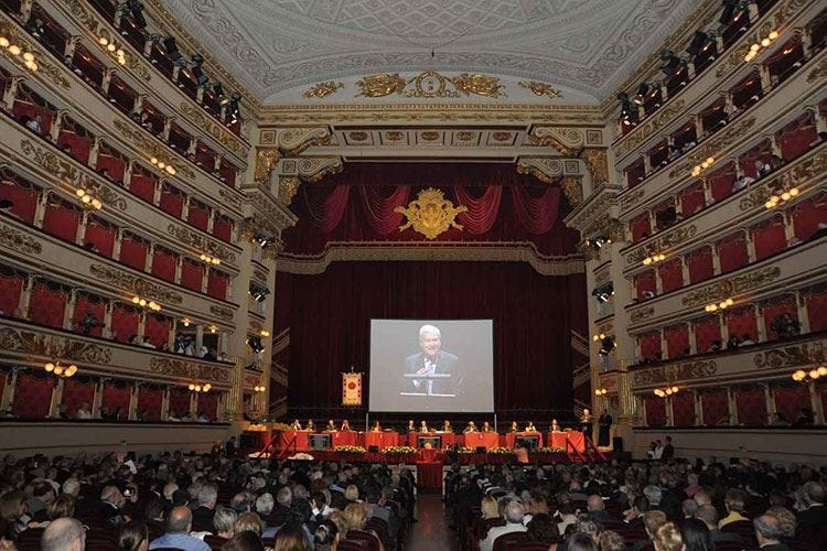Ambrogini delle Imprese Milano cresce grazie al turismo