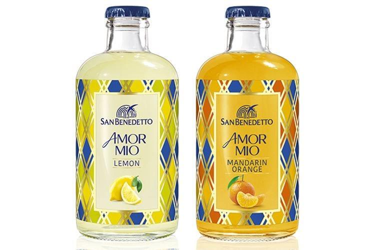 Amor Mio di Acqua San Benedetto La nuova effervescenza agli agrumi