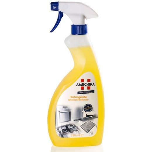 Detergente Sgrassante Tecnico Un prodotto unico per pulire a fondo