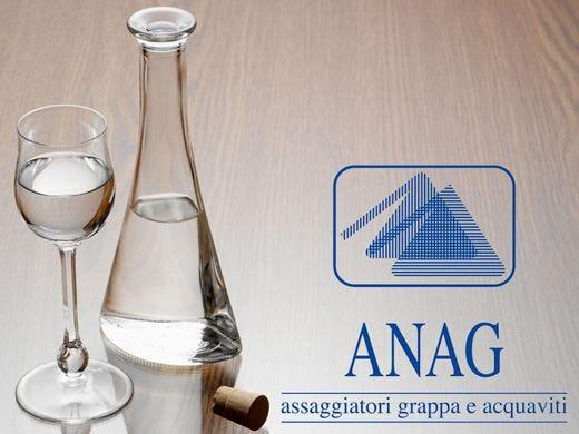 Trentacinque grappe premiate con l'Alambicco d'oro Anag 2011