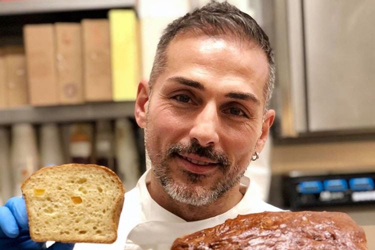 Greco, pioniere del gluten free «Voglio far star bene la gente»