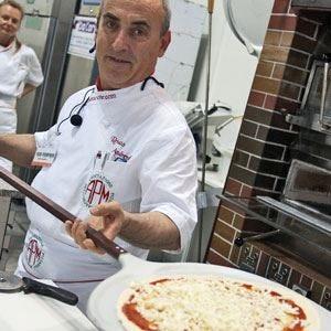 Andrenelli ad A.B. Tech Pizza Expo «Milano scelta giusta per il pizzaiolo»