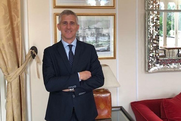 Claudio Angiulli torna a Rimini È il vicedirettore del Grand Hotel