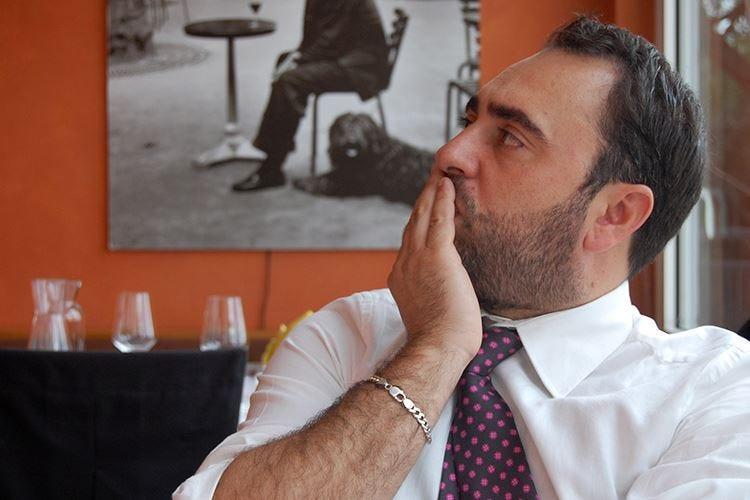 Antonello Magistà, amato dal pubblico «L'empatia è fondamentale in sala»