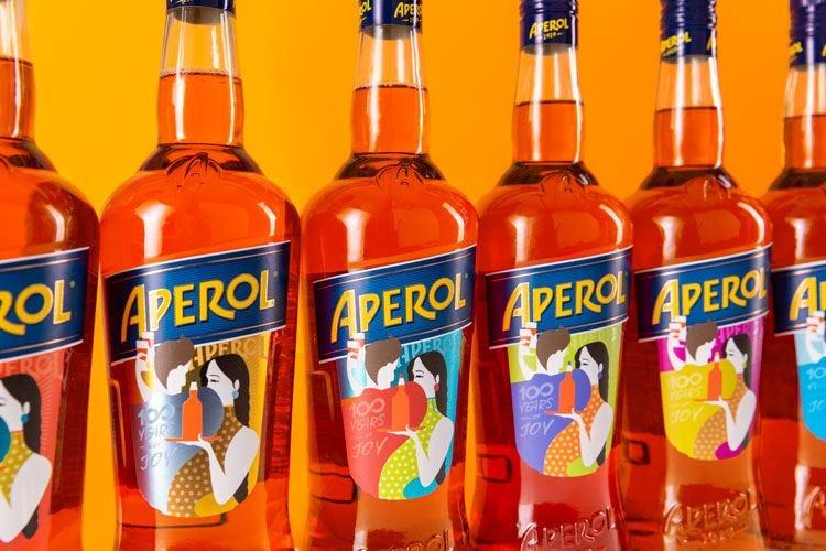 Aperol compie cent'anniAl via un anno di festeggiamenti