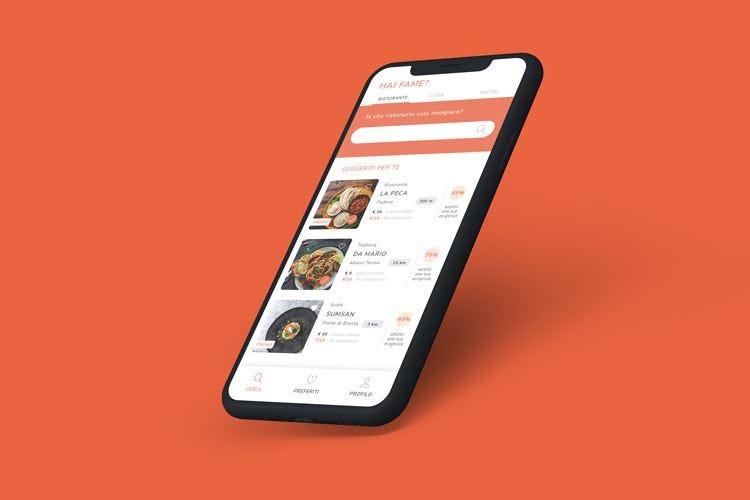 Arriva l'app che trova il locale dove mangiare il piatto preferito