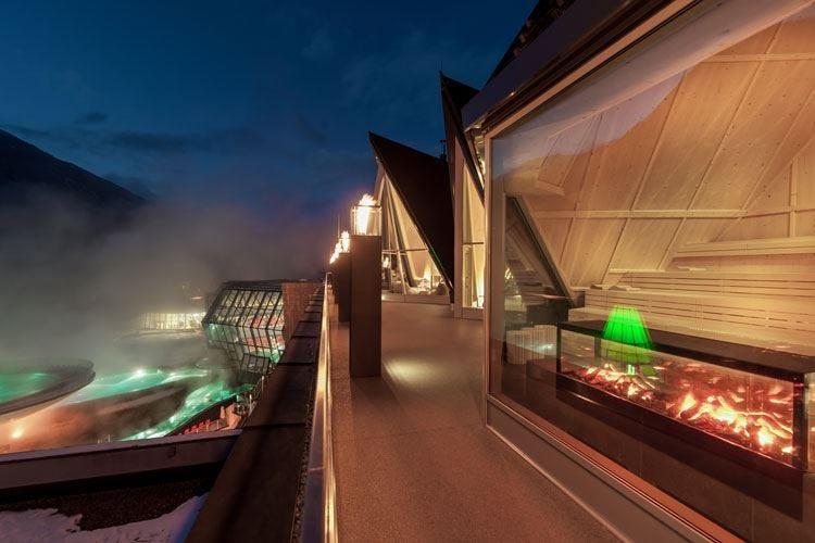 Aqua Dome, dove l'ospitalità è benessere