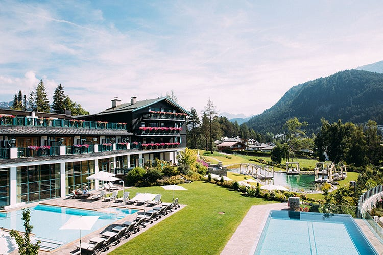 Anche d'estate l'Astoria offre opportunità tutte da vivere (World Luxury Spa Awards 2019 Premio all'Astoria di Seefeld)