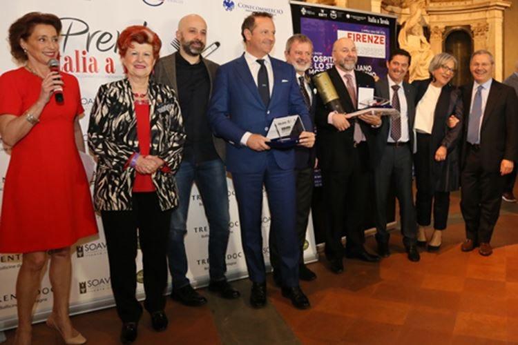 """Gli """"Award 2015 Italia a Tavola-Fipe"""" agli ambasciatori dello stile italiano"""