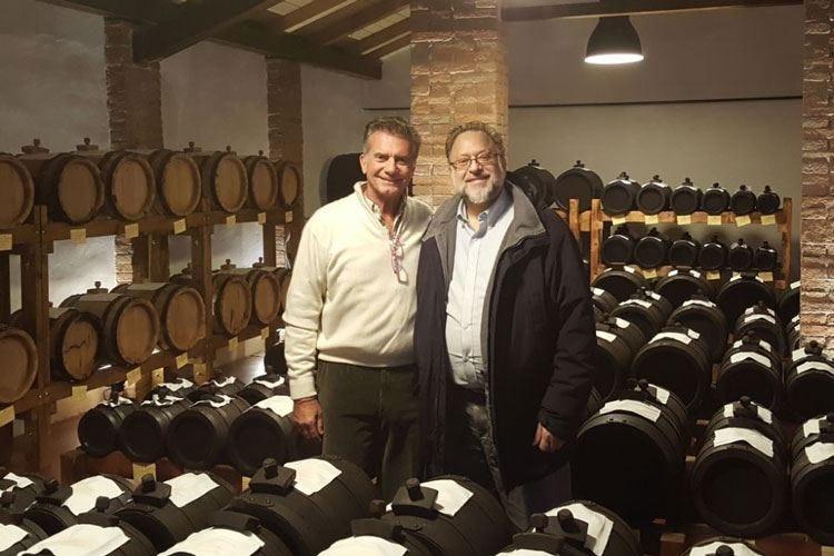 Aceto Balsamico di Modena Dop All'azienda Bonini il certificato Kosher