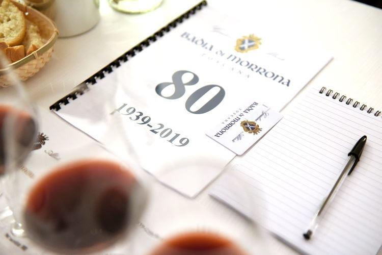 Vigne e ospitalità toscane Gli 80 anni di Badia di Morrona