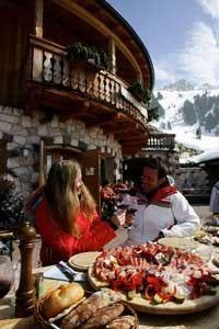 Piste gourmet in Alto Adige Di giorno si mangia, di notte si scia